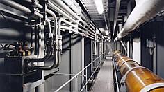 Обвязка трубопровода