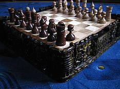"""Шахи ексклюзивні """" Фортеця """""""