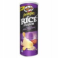 Pringles Rice Fusion Japanese BBQ Teriyaki 180 g