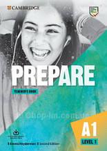 Prepare! Second Edition 1 Teacher's Book with Downloadable Resource Pack / Книга для учителя