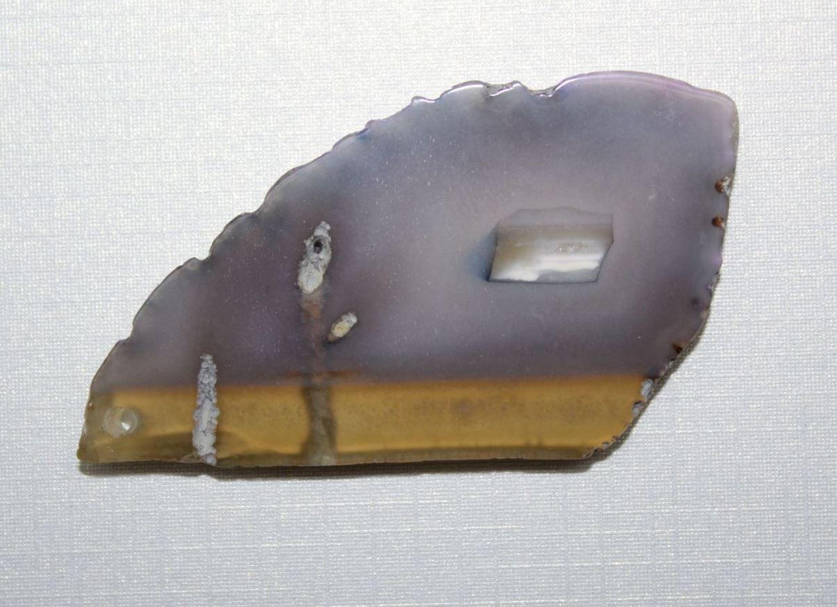 Агат (срез), фото 1