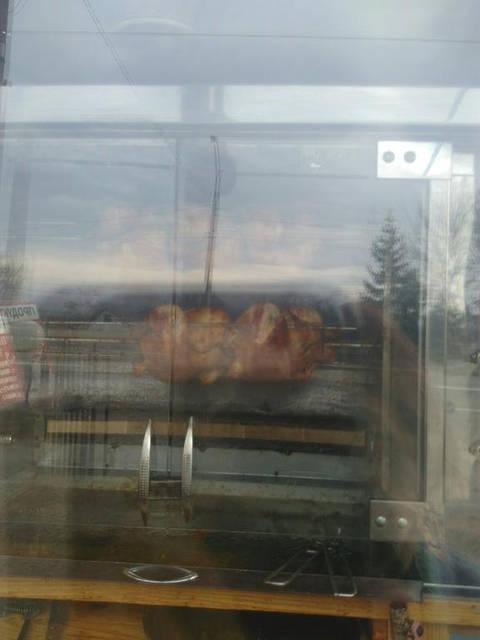 Закаленное стекло в аппарат Гриль по индивидуальному размеру 4