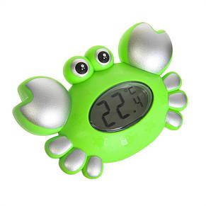 Термометр для ванной Крабик, фото 2