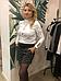 Стильный женский костюм (шорты и рубашка) Noche Mio CAPO 4.032 и TORELLI 6.009, фото 3
