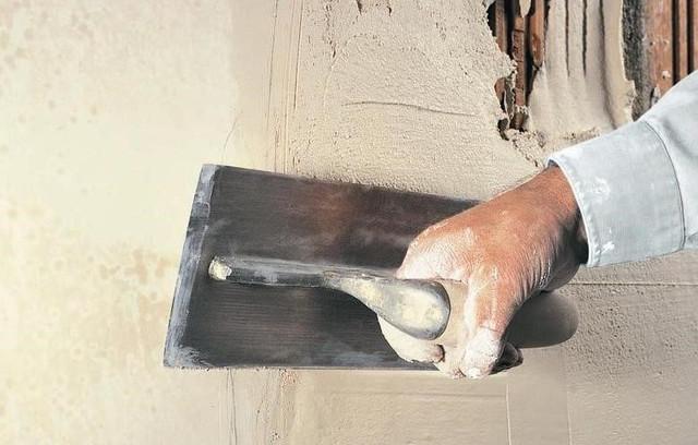 шпаклівка стін