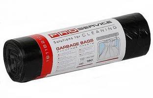 Мешки для мусора PRO-16207100 черные плотные 160л 10шт 90х120см