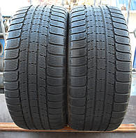 Шины б/у 205/50 R17 Michelin Pilot Alpin, ЗИМА, пара