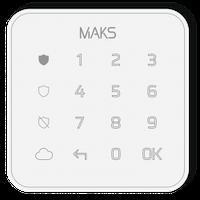 Беспроводная мини-клавиатура MAKS Keypad mini