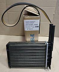 Радиатор печки Dacia Super Nova (FSO 6001543997)(среднее качество)