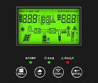 Инвертор автономный 5 кВА - 4 кВт 48В MPPT контроллер 80А MUST PV1800 HM 5KVA/4000W, фото 2