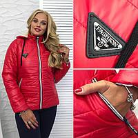"Женская куртка на синтепоне ""Аляска"", фото 1"
