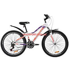 """Горный велосипед Discovery Kelly Vbr 26 дюймов 13.5"""" Белый"""