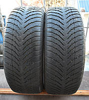 Шины б/у 205/50 R17Goodyear Eagle Ultra Grip, ЗИМА, пара