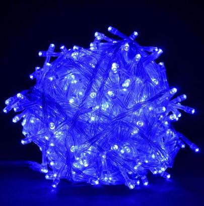 Xmas гирлянда LED 100 B-1 Синяя