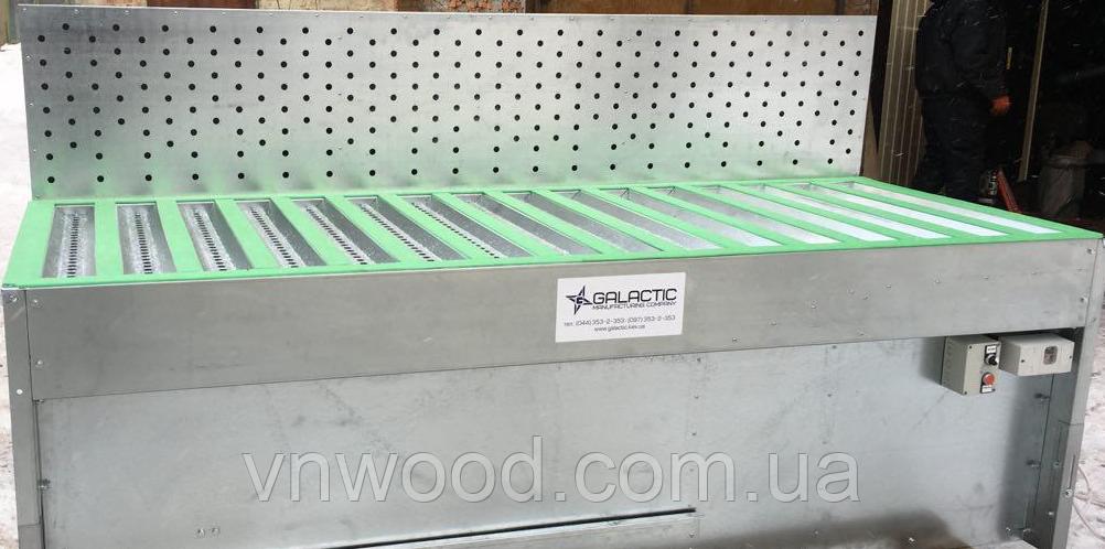 Шлифовальный стол АО 2500 с активным экраном