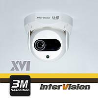 3Mp interVision видеокамера XVI-310WIDE  XVI / AHD