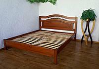 Кровать деревянная КРОВАТЬ Центр Фантазия Премиум сосна, ольха