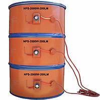 Ленточный нагреватель бочек 2000W, для пенополиуретана, ППУ