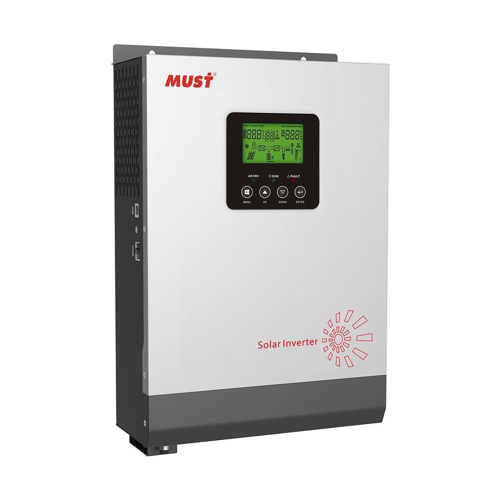Инвертор автономный 5 кВт MUST PV18-5048 VPK контроллер PWM 60А