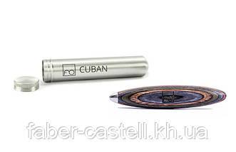Вечный карандаш Pininfarina CUBAN - PLYWOOD / MULTILAYER, корпус из древесины разных цветов