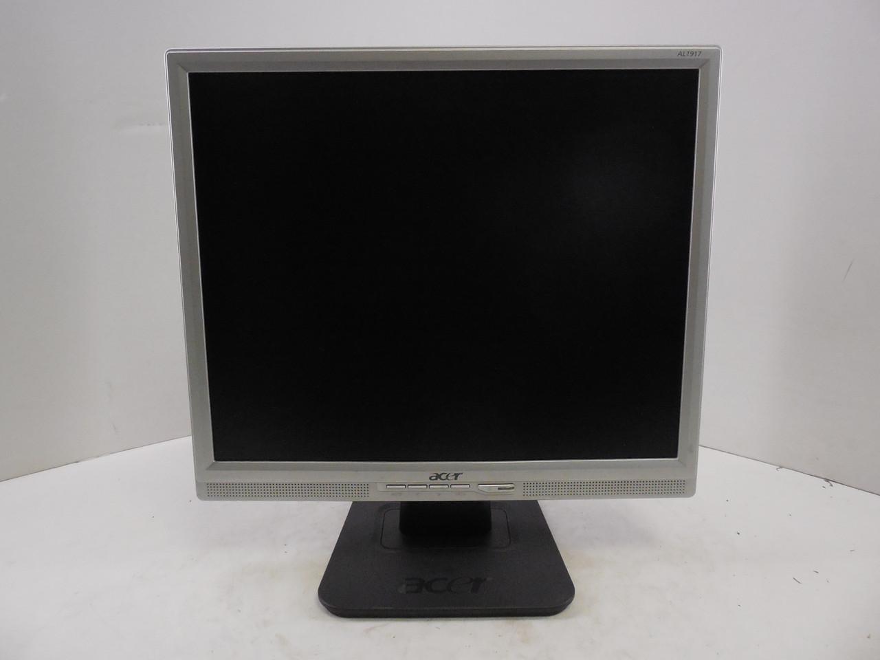 Монитор, Acer AL1917 A, 19 дюймов