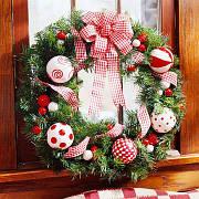 Новогодние товары для декора комнаты