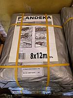 Тент Tenexim Mocny 8*12 м, готовые размеры в асс., плотный 120 г/м2 серебряный с УФ-защитой, фото 1