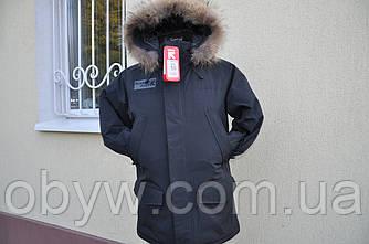 Польская зимняя мужская куртка аляска River