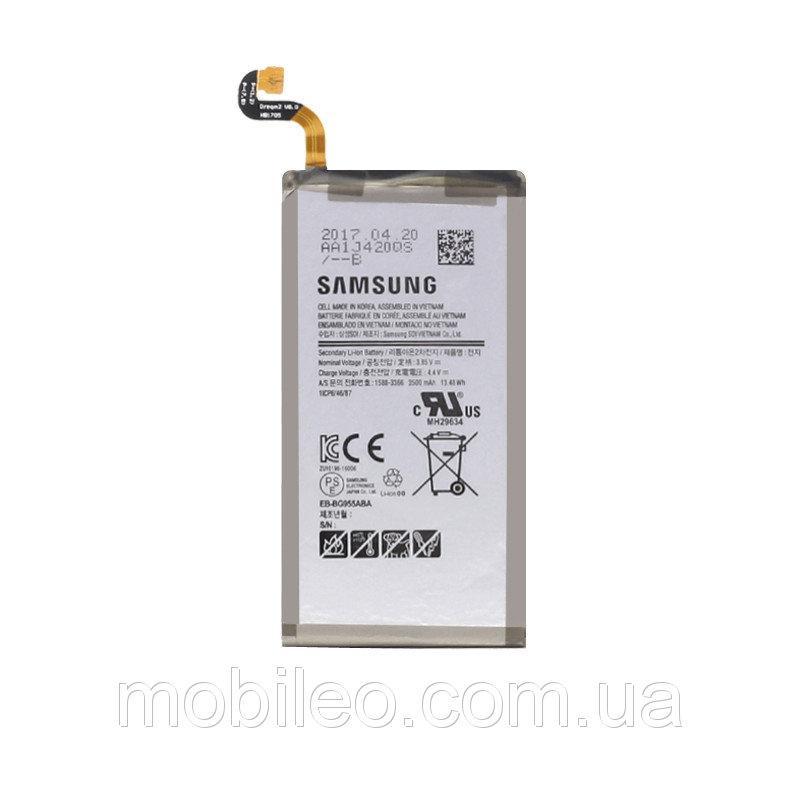 Аккумулятор акб ориг. к-во Samsung EB-BG955ABE G955 Galaxy S8 Plus G955F G955N G955U, 3500мAh