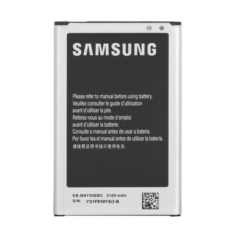 Аккумулятор акб ориг. к-во Samsung EB-BN750BBC N7505 Galaxy Note 3 Neo | N7508V | N7502, 3100mAh