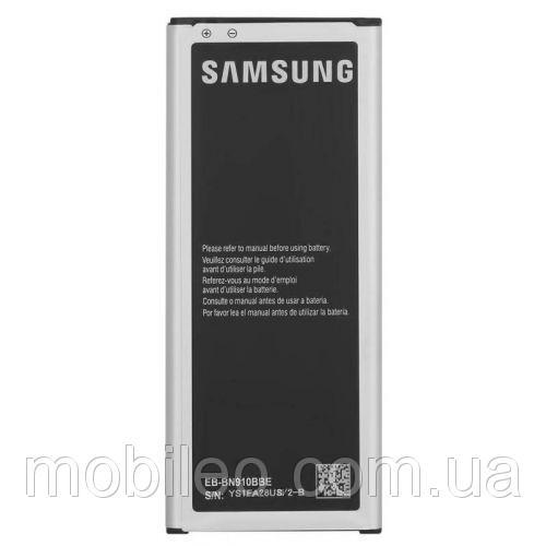 Аккумулятор акб ориг. к-во Samsung EB-BN910BBE N910C Galaxy Note 4, 3220mAh