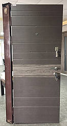 Двери входные Тиффани / Тифани серии Прайм ТМ Каскад