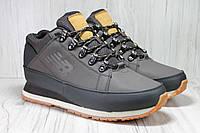 New Balance 754 мужские зимние кроссовки натуральный нубук олива