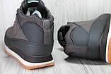 New Balance 754 мужские зимние кроссовки натуральный нубук олива 46 размер, фото 3