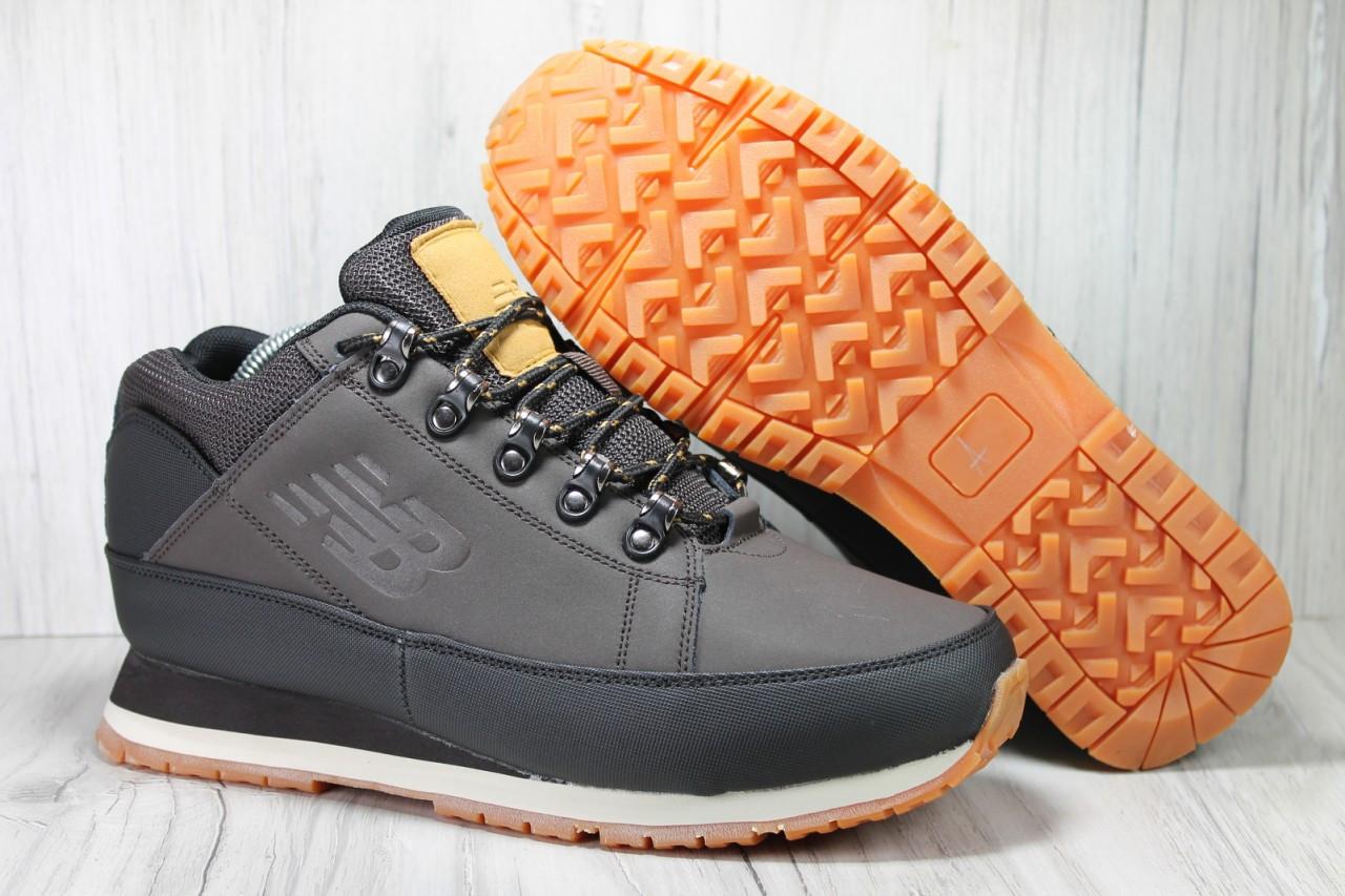 New Balance 754 мужские зимние кроссовки натуральный нубук олива 46 размер