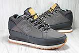 New Balance 754 мужские зимние кроссовки натуральный нубук олива 46 размер, фото 5