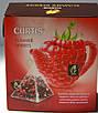 Чай  CURTIS фруктовый вкус малина, фото 2