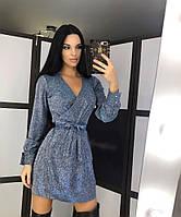 Жіноче ошатне плаття з вирізом