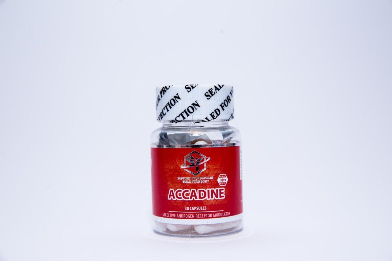 Special Force Pharm Accadine (AC - 262) 10 mg 30 caps