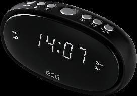 Радио-часы ECG RB-010-Black