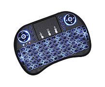 Мини клавиатура с подсветкой I8, фото 2