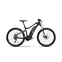 Велосипед Haibike SDURO HardSeven 3.0 500Wh, рама L, черный/серый/белый матовый, 2019