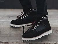 Зимнее ботинки Staff Black 2019