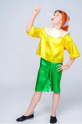 Костюм карнавальний Буратіно для хлопчика
