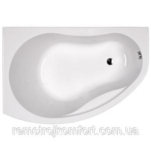 Акриловая ванна Promise 150 левая с ножками Kolo (XWA3051000)