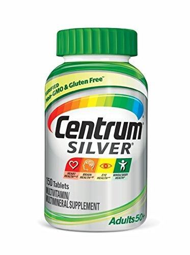 Мультивитамины Centrum Silver Adult (150 таблеток)  50+