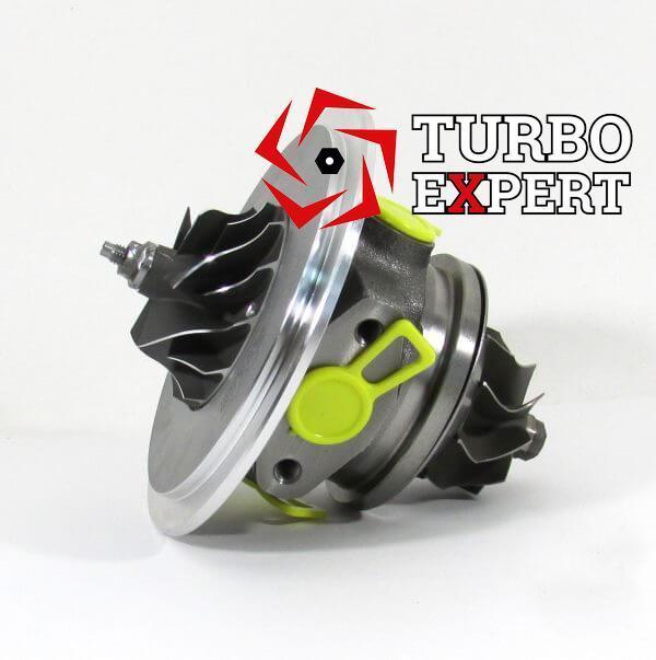 Картридж турбины 452204-5005S, Saab 9-5 2.3 T, 125/136/169 Kw, B235ER, 5955703, 9172123, 4611349, 1997+