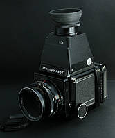 Mamiya RB67 kit Mamiya Sekor 127mm f3.8, фото 1