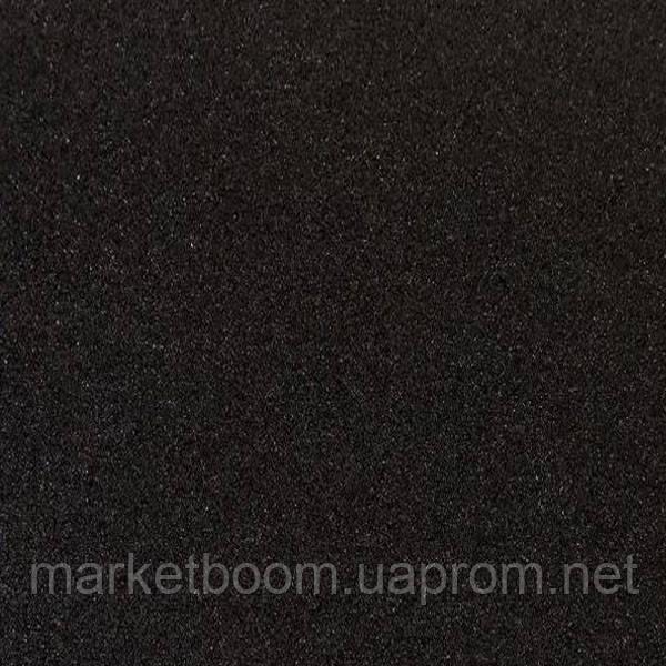 Резиновая плитка 500 х500 мм(черная),модульное покрытие площадок
