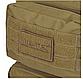 Рюкзак тактичний армійський ASSAULT об'єм 36 літрів колір койот MiL - TEC Німеччина, фото 9